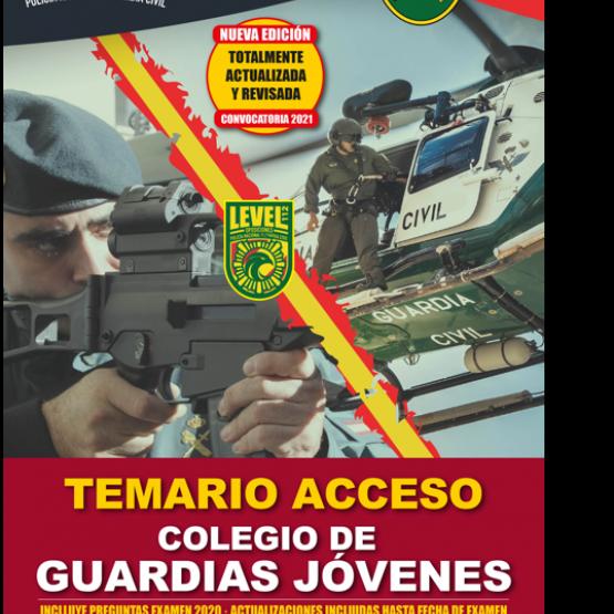 TEMARIO ACCESO GUARDIAS JOVENES