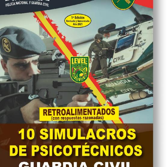 LIBRO SIMULACROS PSICOS G. CIVIL